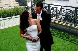Artificial Grass Weddings