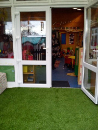 Artificial Grass Play